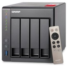 QNAP TS-451+-2G 4BAY 2.0GHZ 2GB DDR