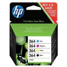 Тонер HP INC. HP 364 Tinte чёрный / Magenta...