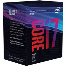 Процессор INTEL i7-8700, 3.2 GHz, LGA1151...