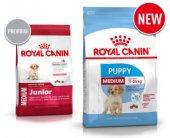 Royal Canin Medium Junior/Puppy 1kg (SHN)