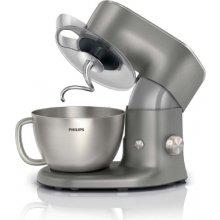 Philips кухонный комбайн, серебристый...