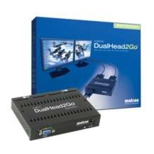 MATROX Dual Head 2 Go цифровой Edition