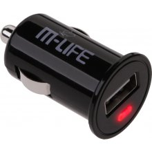 M-LIFE CAR akulaadija 1 A SOCKET USB ML0818