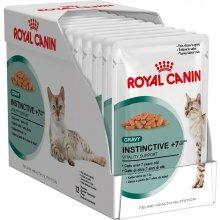 Royal Canin Instinctive Gravy 7+ kassitoit...