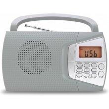Радио Eltra Radio DOMINIKA 2 USB серый