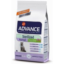 ADVANCE cat Sterilized Hairball 1,5kg