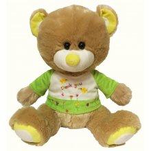 Axiom Bear in Jeremiah blouse, зелёный