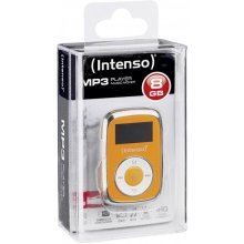 INTENSO muusika Mover 8GB orange 3614565