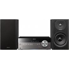 Sony CMT-SBT300WB, Black, Grey, 2-way, AM...