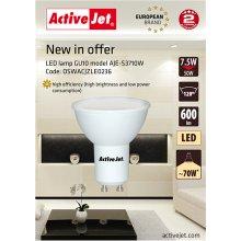 Action ActiveJet LED bulb GU10 600 lm, 7.5...