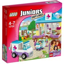 LEGO Juniors Lecznica animal Mia