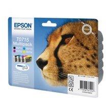 Тонер Epson Set T0715 CMYK MultiPack...