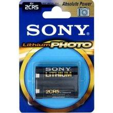 Sony 2CR5B1A Sony Photo aku, Lithium-Ion...
