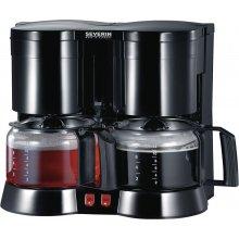 Kohvimasin SEVERIN KA5802 Duo-Kaffeeautomat...