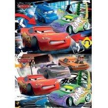 RAVENSBURGER RAVEN. 2X24 EL. Cars