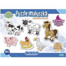 Artyk Puzzle Rural animals
