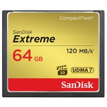 Флешка SanDisk CF CARD 64GB EXTREME