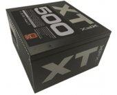 Toiteplokk XFX 500W 80+ BRONZE CERTIFIED...