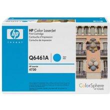 Tooner HP Q6461A Toner helesinine