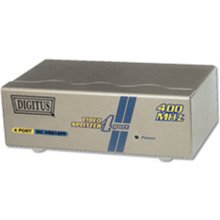 DIGITUS 1xPC, 4x VGA, 350MHz