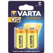 VARTA zinc batteries R14 (typ C) 2pcs...