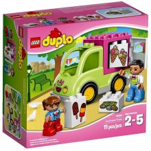 LEGO Duplo ice-cream van