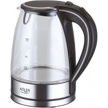 Чайник ADLER AD 1225 Standard kettle, Glass...