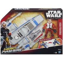 HASBRO Hero Mashers E7 Hero Sfighter w 2