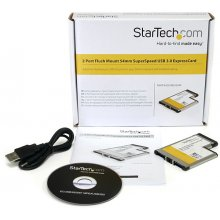 StarTech.com ECUSB3S254F, ExpressCard, USB...
