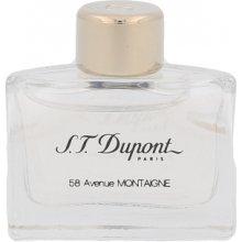S.T. Dupont 58 Avenue Montaigne 5ml - Eau de...