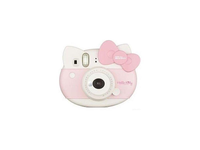 1ae4284a6a5 Fotokaamera FUJIFILM instax mini HELLO KITTY kaamera + Instax mini glossy  (10) Pink