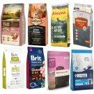 Корма, консервы, лакомства и пищевые добавки для собак