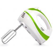 ADLER Hand Mixer AD 4205 g valge, green...