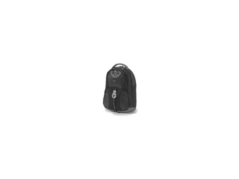 Dicota BacPac Mission Black backpack for notebook 15 - 15.6