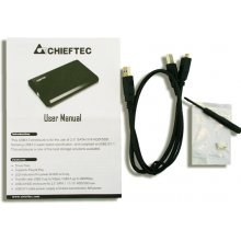 CHIEFTEC ALU.BOX для 2.5inch HDD 12.5mm