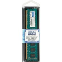 Mälu GOODRAM DDR3 8GB/1333 (1*8GB) CL9