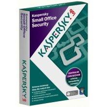 KASPERSKY LAB Small Office Security 1 Year...