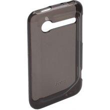 HTC защитный чехол Incredible S, TPU, чёрный