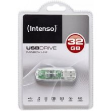 Флешка INTENSO pendrive USB RAINBOW LINE...