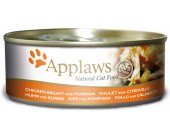 Applaws konserv Chicken & Pumpkin 24x156g