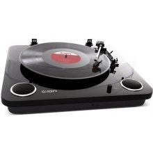 ION Gramofon MAX LP BK