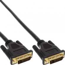 InLine 17771P DVI-D Anschlusskabel Premium...