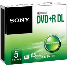 Диски Sony 5DPR85SS, 0.74