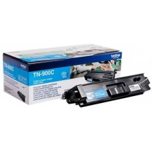 Тонер BROTHER Toner TN900C голубой | 6000...
