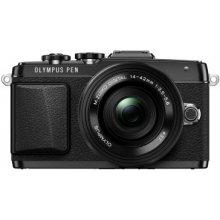 Fotokaamera OLYMPUS E-PL7 + ED 14-42 black