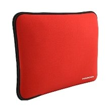 MODECOM BROOKLYN - LAPTOP SLEEVE 16 punane