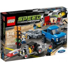 LEGO Speed Champions 75875 Ford F-150 Raptor...
