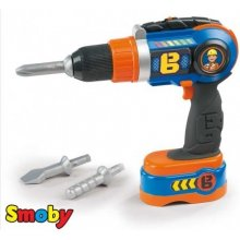 SMOBY Bob the Builder Drill- Driver