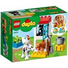 LEGO Polska DUPLO Farm Animals