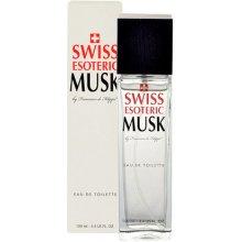 Swiss Esoteric Musk, EDT 100ml, tualettvesi...